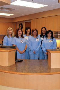 Healthcare Professionals In The Heart And Vascular Center