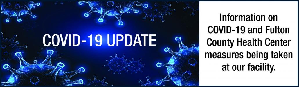 Fulton County COVID-19 Update