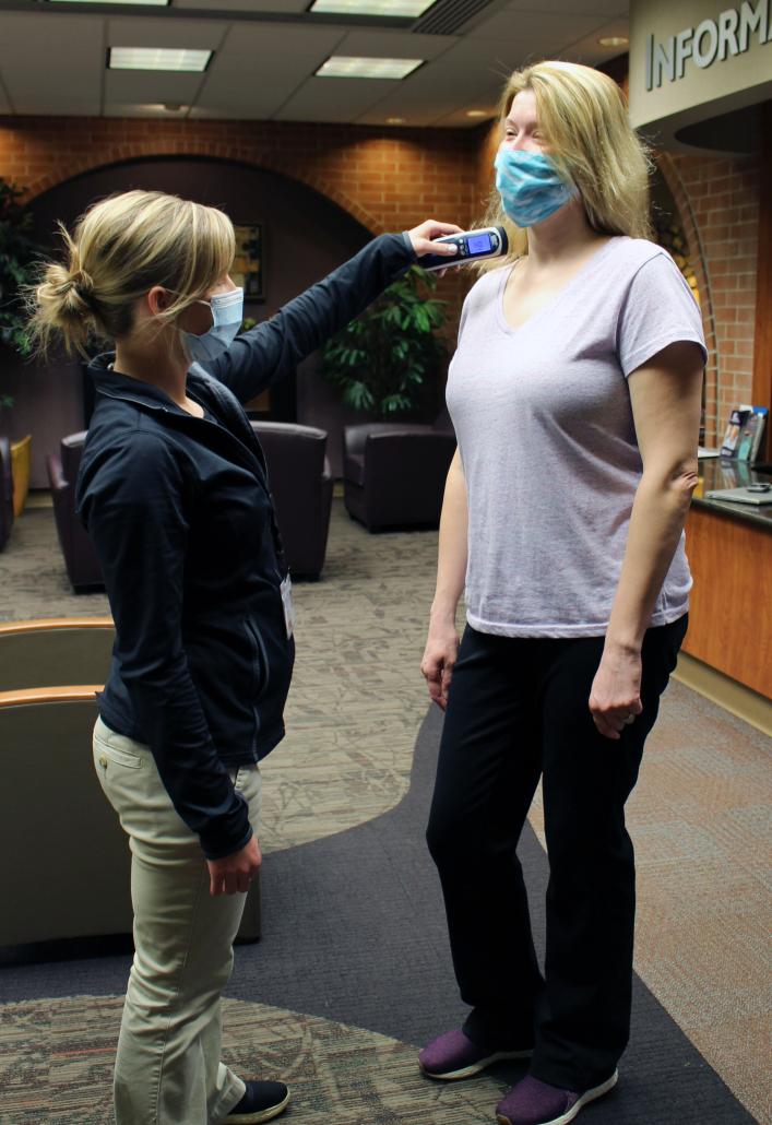 COVID-19 Precautions At Fulton County Medical Clinic
